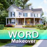 Word Makeover Word Crossy Home Design MOD Unlimted Money