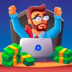IT Corp Tycoon – Business Management MOD Unlimted Money