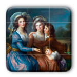 19th Century Paintings Switch Puzzle MOD Unlimted Money