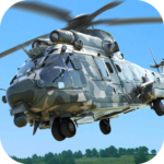 Army Helicopter Transporter Pilot Simulator 3D MOD Unlimted Money