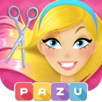 Girls Hair Salon – Hairstyle makeover kids games MOD Unlimted Money