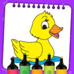 Kids Coloring Book Paint & Coloring Games for Kids  (MOD, Unlimted Money) 1.0.1.2
