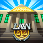 Law Empire Tycoon – Idle Game Justice Simulator MOD Unlimted Money
