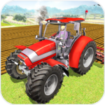 Real Tractor Farming Game 2021  (MOD, Unlimted Money)