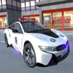Real i8 Police Car Game Car Games 2021 MOD Unlimted Money