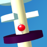 Rise On Top Helix Ball Jump 2019 MOD Unlimted Money