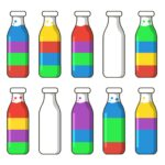 Water Puzzle – Color Sorting MOD Unlimted Money