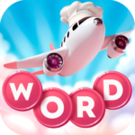 Wordelicious Food Travel – Word Puzzle Game MOD Unlimted Money