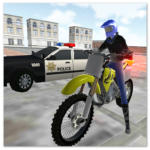motocross racing star -ultimate police game  (MOD, Unlimted Money) 1.23