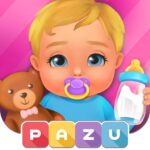 Chic Baby 2 – Dress up baby care games for kids MOD Unlimted Money