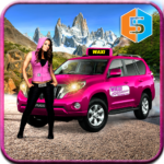 New York Taxi Duty Driver Pink Taxi Games 2018 MOD Unlimted Money
