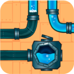 Water Pipes MOD Unlimted Money